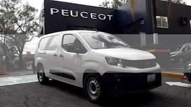 Foto venta Auto usado Peugeot Partner Maxi Pack (2020) color Blanco Banquise precio $299,900