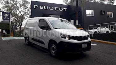 foto Peugeot Partner Maxi Pack usado (2019) color Blanco Banquise precio $289,900