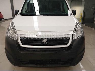 Foto venta Auto usado Peugeot Partner Maxi (2019) color Blanco precio $259,000