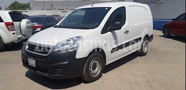 Foto venta Auto usado Peugeot Partner Maxi (2018) color Blanco Banquise precio $225,000