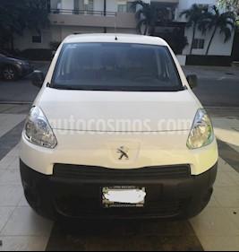Foto Peugeot Partner Maxi usado (2015) color Blanco precio $145,000