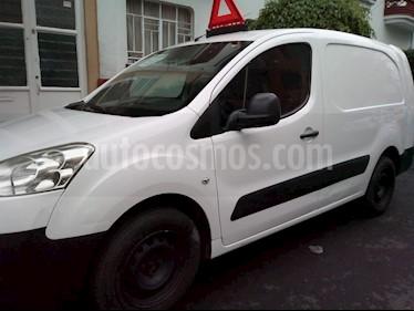 foto Peugeot Partner Maxi usado (2013) color Blanco precio $135,000
