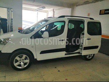 Peugeot Partner 5p Outdoor L4/1.6/T Diesel Man 7/Pas usado (2015) color Blanco precio $179,000