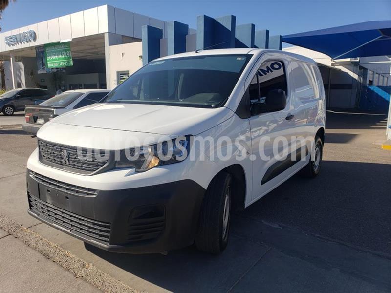 Peugeot Partner PARTNER usado (2020) color Blanco precio $185,000