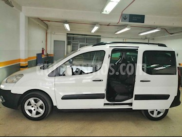 Peugeot Partner 4p 1.6 HDI Turbo 4P MT usado (2015) color Blanco precio $175,000