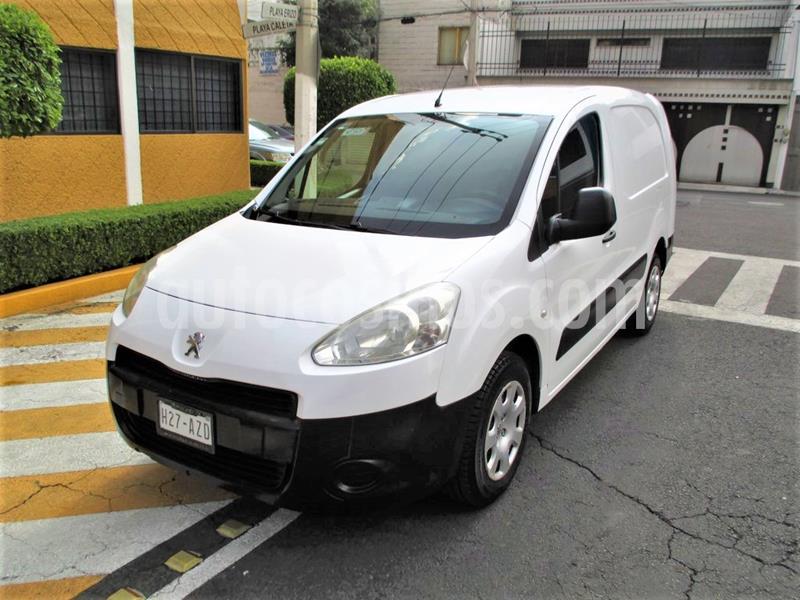 Peugeot Partner HDi Maxi usado (2014) color Blanco precio $139,900