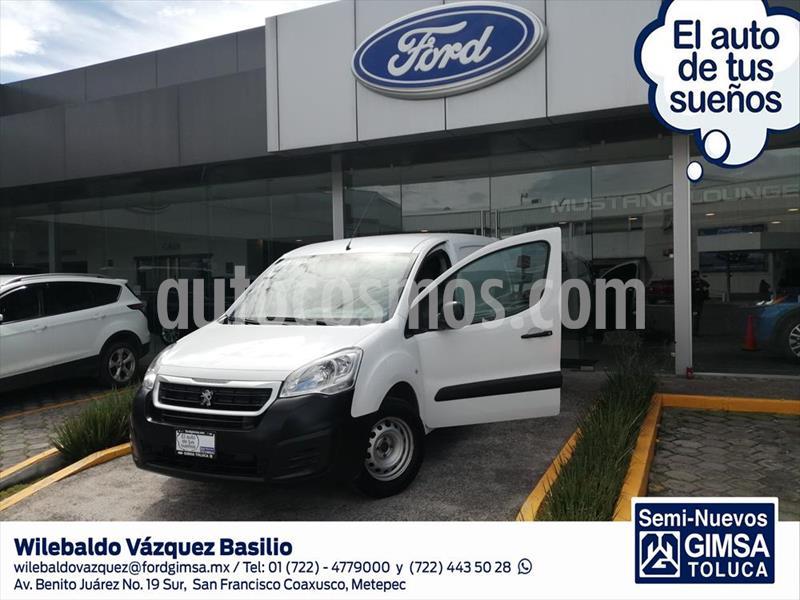 Peugeot Partner HDi Maxi usado (2017) color Blanco precio $166,000