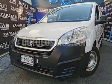 Peugeot Partner Maxi usado (2017) color Blanco Banquise precio $185,000