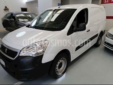 Foto Peugeot Partner 1.6L  usado (2017) color Blanco precio $200,000