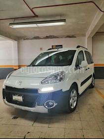 Peugeot Partner L6/1.6 HDI Man usado (2015) color Blanco precio $175,000