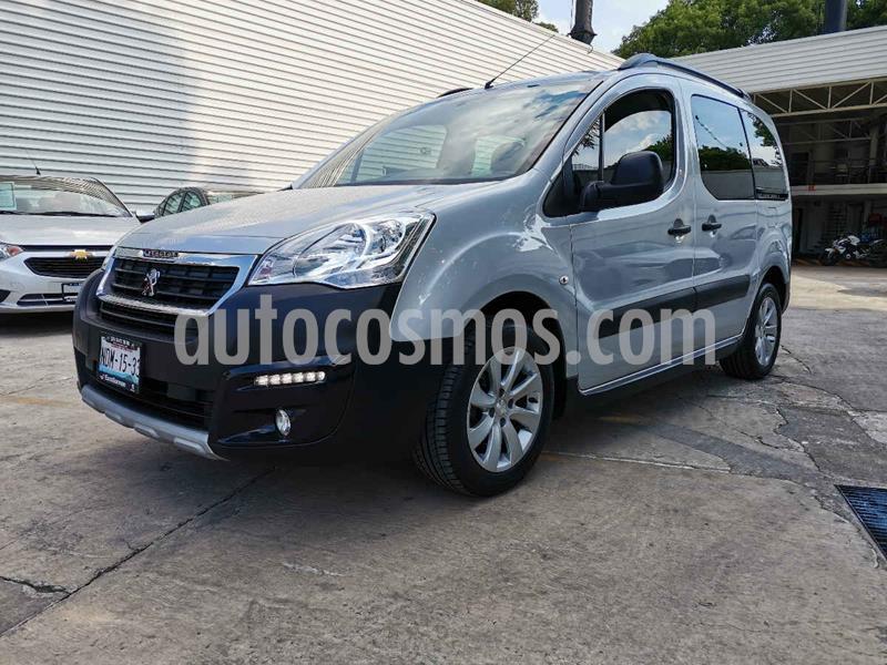Peugeot Partner HDi usado (2019) color Plata precio $275,000
