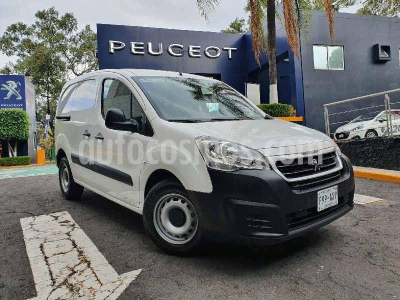 Peugeot Partner HDi 5 Puertas usado (2019) color Blanco precio $238,900