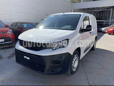 Peugeot Partner 1.6L  usado (2020) color Blanco precio $260,000