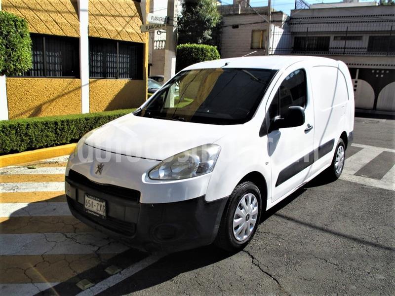 Peugeot Partner Maxi usado (2013) color Blanco Banquise precio $119,900