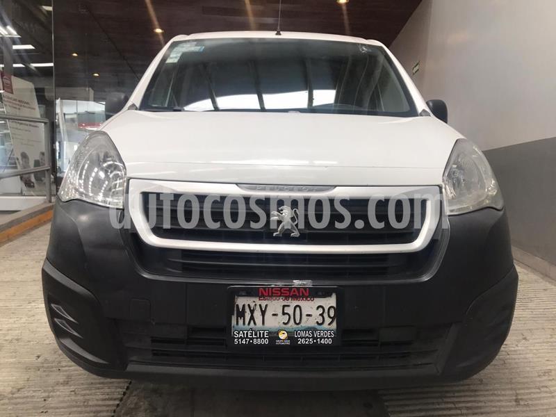 Peugeot Partner HDi Maxi usado (2016) color Blanco precio $135,000