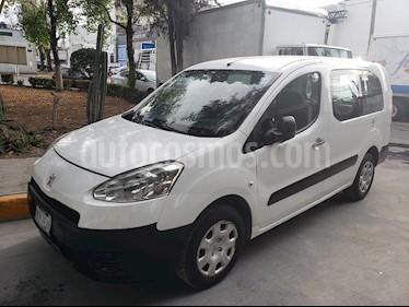 Peugeot Partner Maxi usado (2015) color Blanco precio $115,000