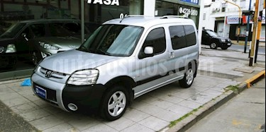 Foto venta Auto usado Peugeot Partner Patagonia 1.6 HDi VTC Plus (2011) color Gris Claro precio $240.000