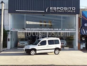 Foto venta Auto usado Peugeot Partner Patagonia 1.6 HDi VTC Plus (2015) color Blanco precio $595.000