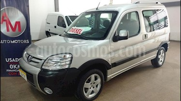 Foto venta Auto usado Peugeot Partner Patagonia 1.6 HDi VTC Plus (2013) color Beige precio $375.000