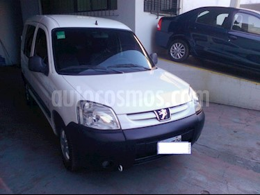 Peugeot Partner Patagonia 1.6 HDi VTC Plus usado (2012) color Blanco precio $485.000