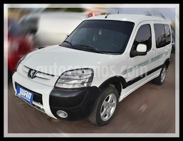 Foto venta Auto usado Peugeot Partner Patagonia 1.6 VTC Plus (2015) color Blanco precio $470.000