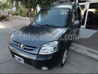 Foto venta Auto usado Peugeot Partner Patagonia 1.6 VTC Plus (2015) color Gris Oscuro precio $440.000