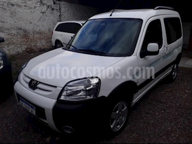 Peugeot Partner Patagonia 1.6 VTC Plus usado (2017) color Blanco precio $730.000
