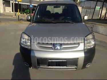 Peugeot Partner Patagonia 1.6 VTC Plus usado (2015) color Gris Claro precio $495.000
