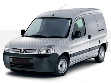 Foto venta Auto usado Peugeot Partner Patagonia 1.6 VTC Plus (2019) color Blanco precio $589.000