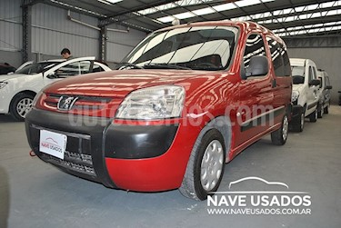 Foto venta Auto Usado Peugeot Partner Patagonica 1.6 HDi (2013) color Rojo