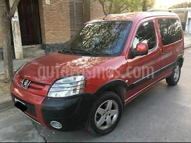 Peugeot Partner Patagonica 1.6 VTC Plus usado (2012) color Rojo precio $425.000