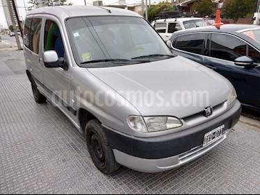 Foto venta Auto Usado Peugeot Partner Patagonica DSL AA (2002) color Gris Claro precio $175.000