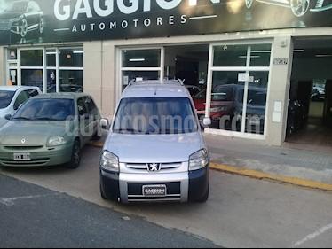 Foto venta Auto usado Peugeot Partner Patagonica HDi VTC (2014) color Gris Aluminium