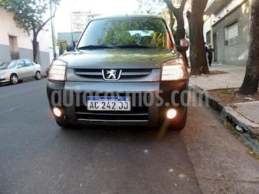 Foto venta Auto usado Peugeot Partner Patagonica VTC Plus HDi (2018) color Gris Grafito precio $669.000