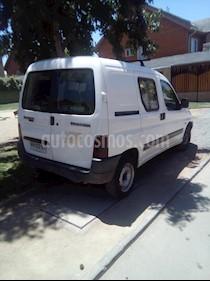 Peugeot Partner Tole 1.9L Diesel usado (2002) color Blanco precio $1.890.000