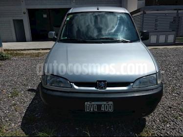 Foto venta Auto usado Peugeot Partner Urbana 1.9 D Confort (2001) color Gris Claro precio $140.000