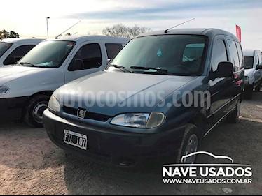 Foto venta Auto usado Peugeot Partner Urbana Confort 1.4 (2006) color Gris precio $185.000