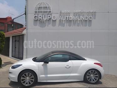 Foto venta Auto usado Peugeot RCZ 1.6L Turbo NAV (2015) color Blanco precio $385,000