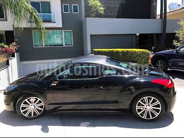 Foto venta Auto usado Peugeot RCZ 1.6L Turbo (2014) color Negro precio $280,000