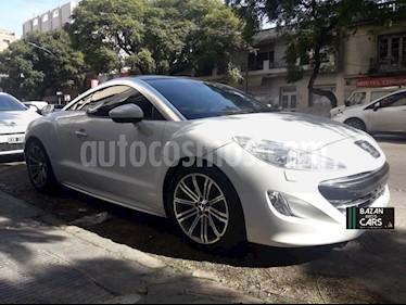 Peugeot RCZ 1.6 Tiptronic usado (2013) color Blanco precio $1.500.000