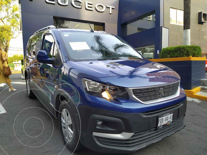 Foto Peugeot Rifter Allure usado (2021) color Azul precio $374,900