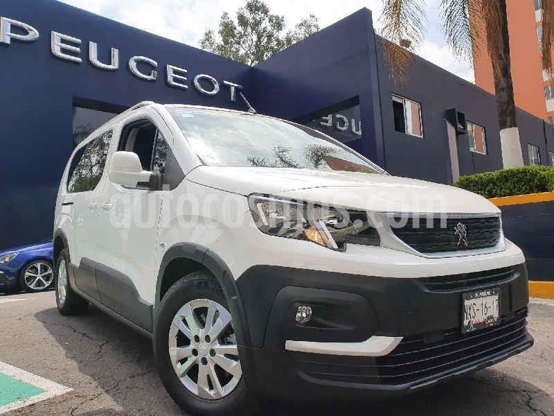Peugeot Rifter Allure usado (2020) color Blanco precio $339,900