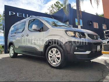Peugeot Rifter 5p Allure 5p 1.6HDI 90hp Man 5Vel 7PL usado (2020) color Gris precio $344,900