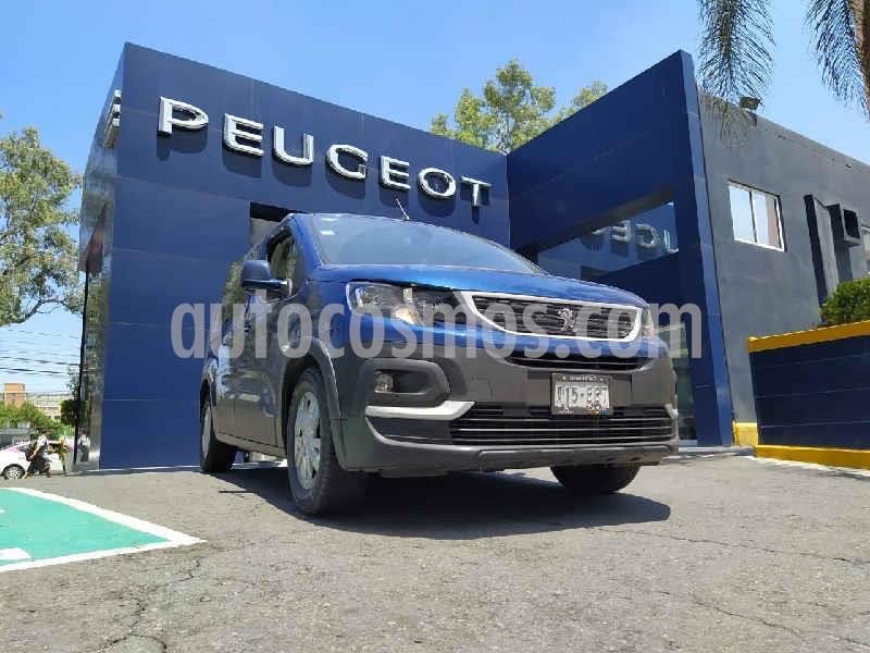 Peugeot Rifter Allure usado (2020) color Azul precio $344,900