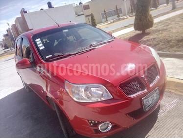Foto venta Auto usado Pontiac G3 1.6L Paq B (2009) color Rojo precio $75,000