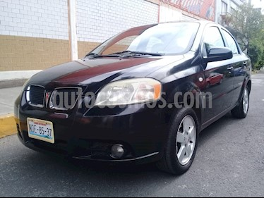 Foto venta Auto Seminuevo Pontiac G3 1.6L Paq B (2008) color Negro precio $58,500