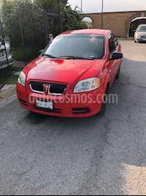 Pontiac G3 1.6L Paq B usado (2008) color Rojo precio $60,000