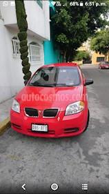 Pontiac G3 1.6L Paq B usado (2008) color Rojo precio $67,000