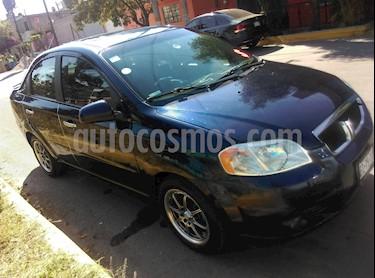 Foto venta Auto usado Pontiac G3 1.6L Paq B (2009) color Azul precio $73,000