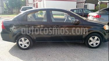 Pontiac G3 1.6L Paq C usado (2009) color Negro precio $70,000